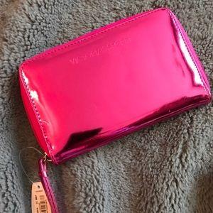 Victoria's Secret Pink Metallic Wallet